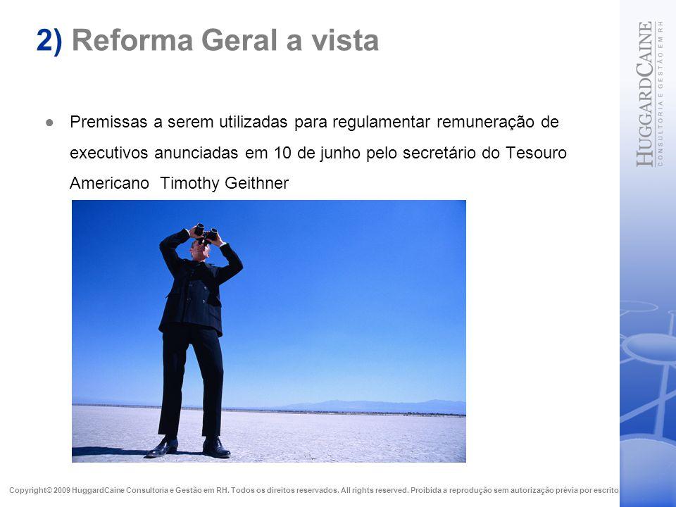 2) Reforma Geral a vista