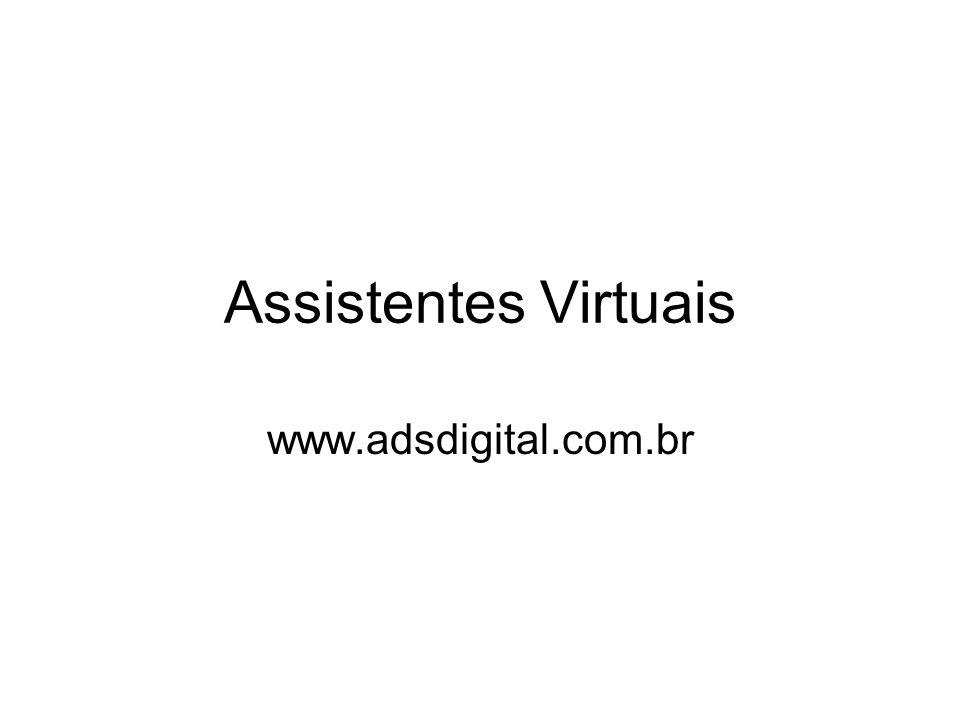 Assistentes Virtuais www.adsdigital.com.br