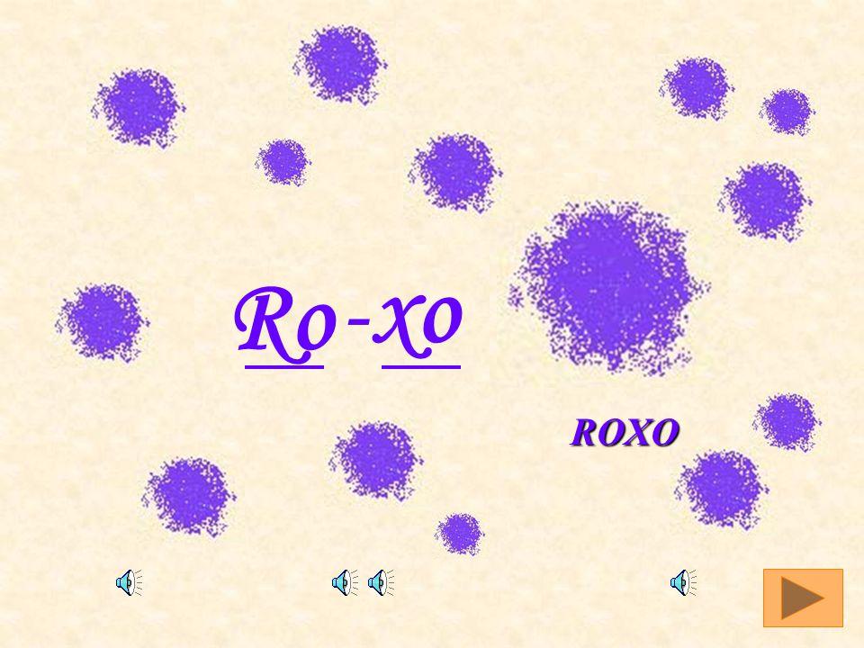 Roxo xo Ro - ROXO