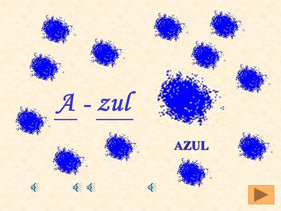 Azul A zul - AZUL
