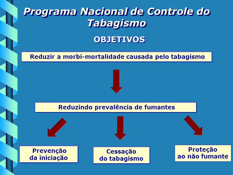 Programa Nacional de Controle do Tabagismo