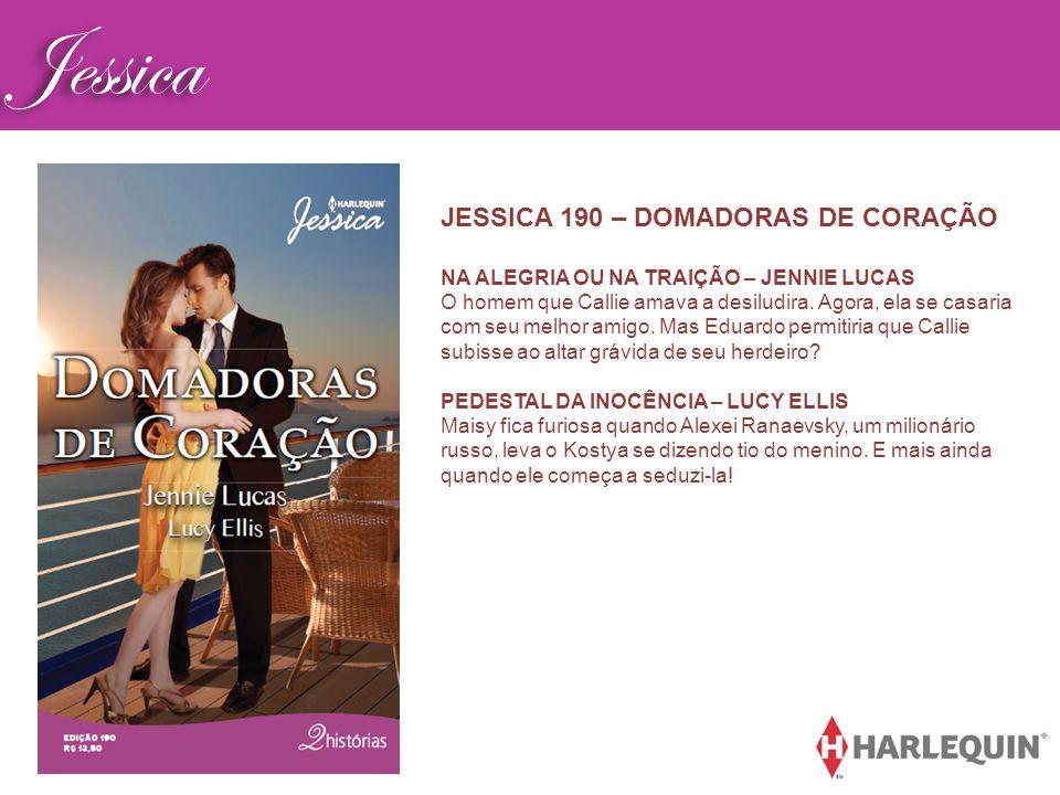 Jessica JESSICA 190 – DOMADORAS DE CORAÇÃO