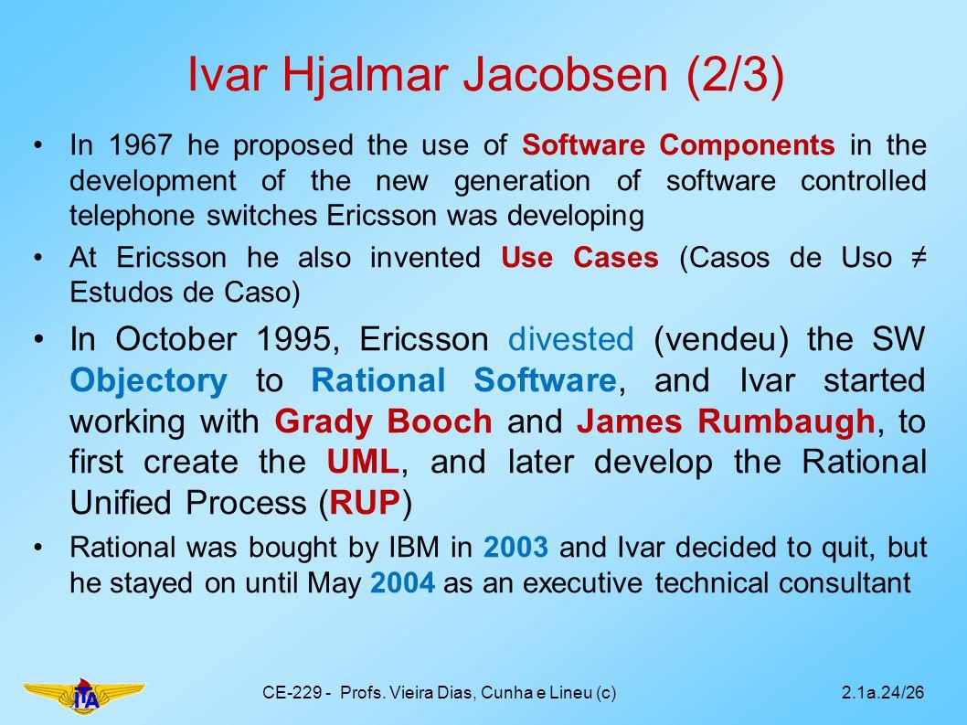 Ivar Hjalmar Jacobsen (2/3)