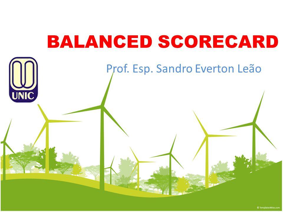 Prof. Esp. Sandro Everton Leão