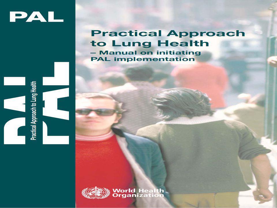 2008- Projeto Piloto para avaliar a Viabilidade da implantação da Estratégia PAL no Brasil