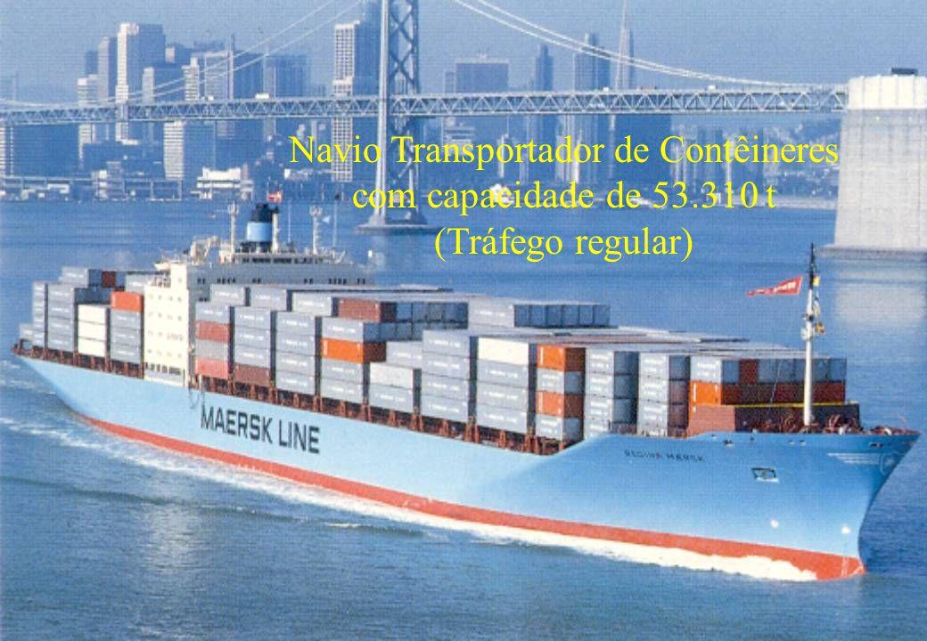 Navio Transportador de Contêineres