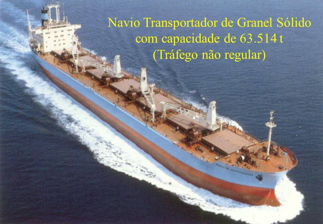 Navio Transportador de Granel Sólido