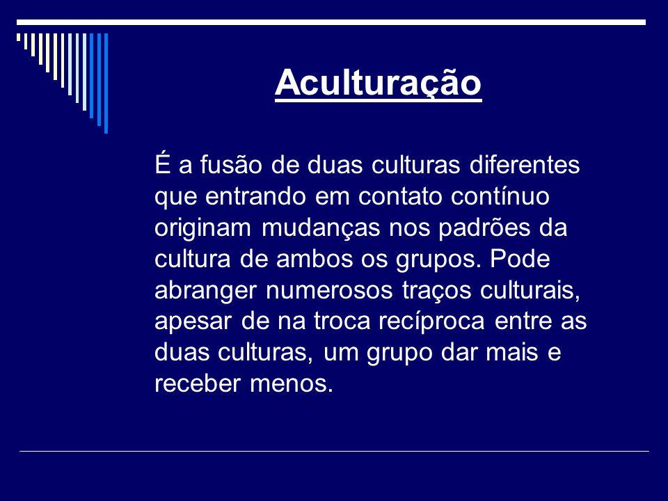 Aculturação