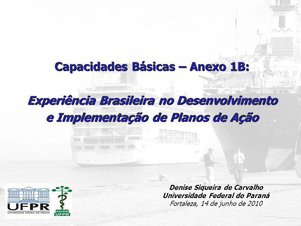 Denise Siqueira de Carvalho Universidade Federal do Paraná