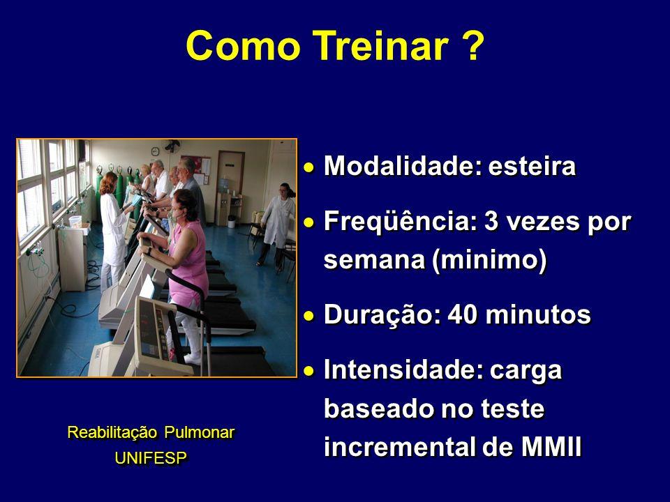 Reabilitação Pulmonar UNIFESP
