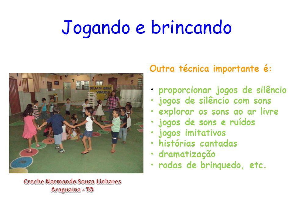 Creche Normando Souza Linhares