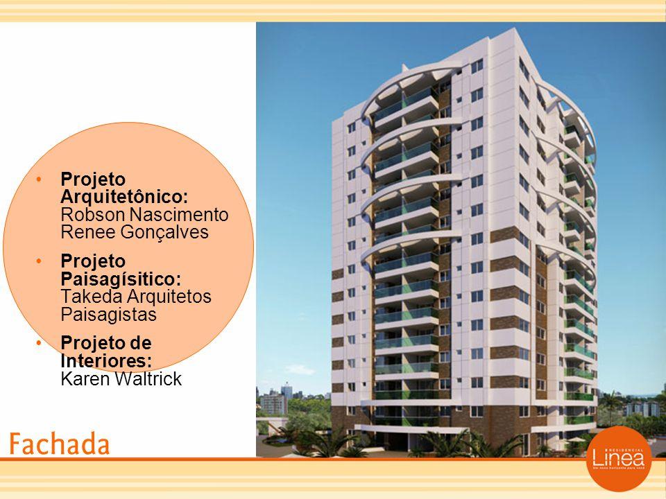 Fachada Projeto Arquitetônico: Robson Nascimento Renee Gonçalves