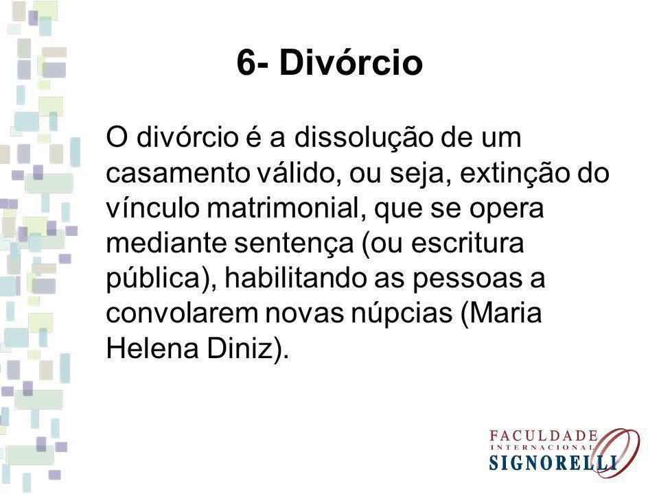 6- Divórcio
