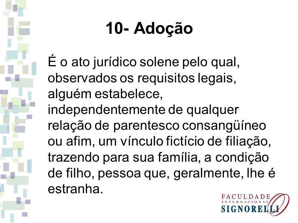 10- Adoção