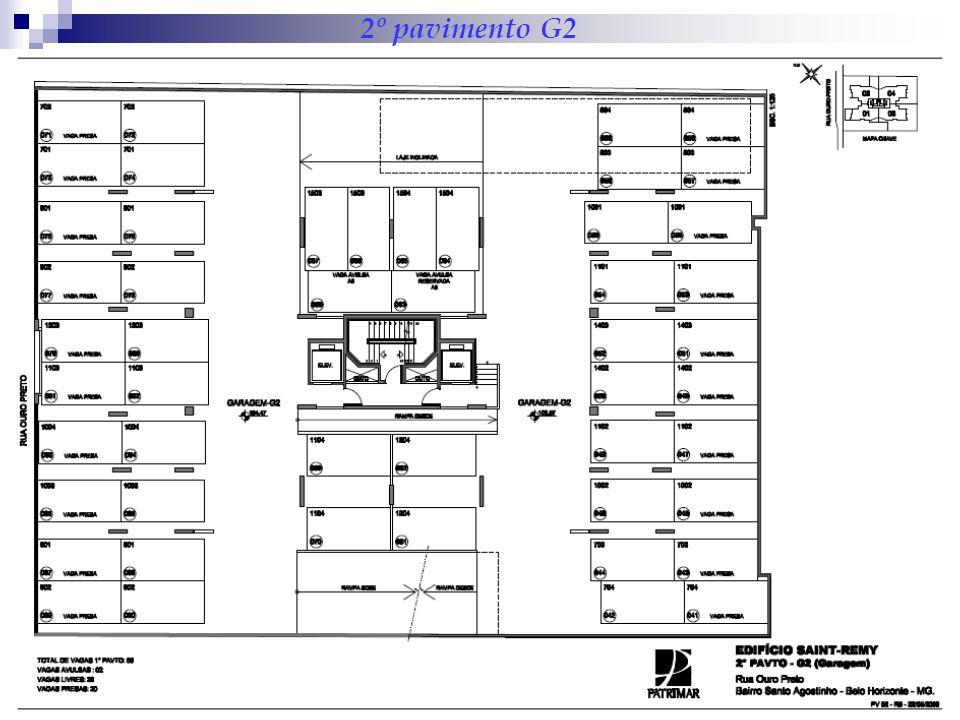 2º pavimento G2