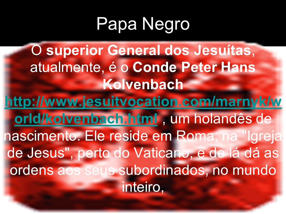Papa Negro