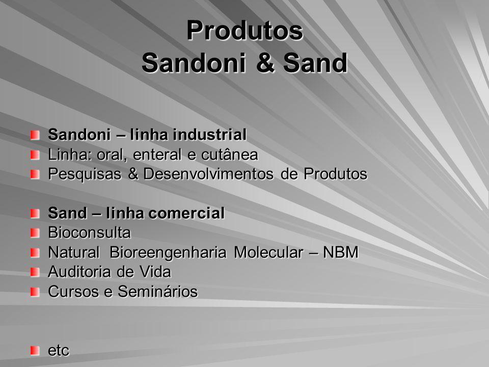 Produtos Sandoni & Sand