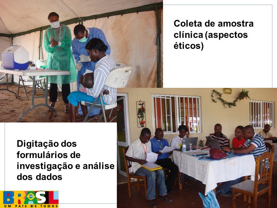Coleta de amostra clínica (aspectos éticos)
