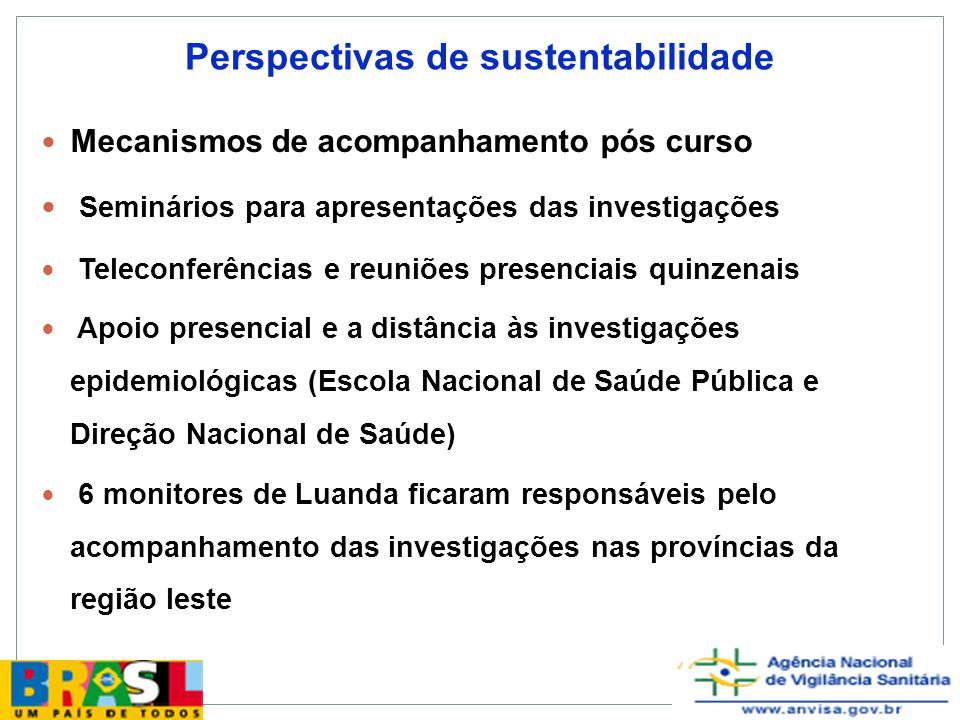 Perspectivas de sustentabilidade