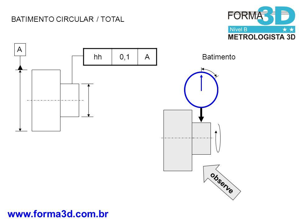 BATIMENTO CIRCULAR / TOTAL