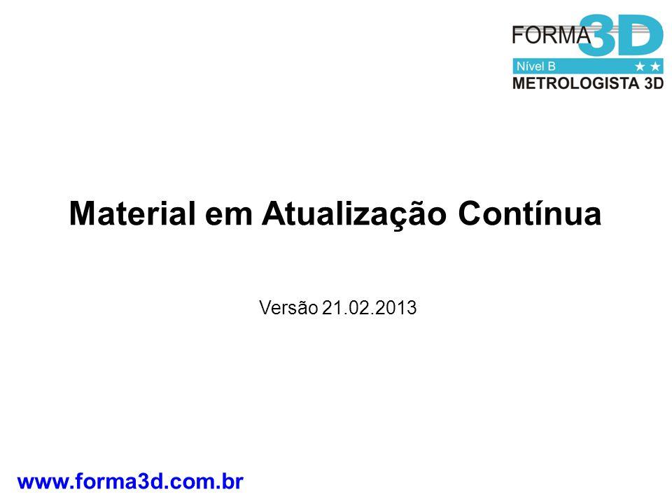 Material em Atualização Contínua