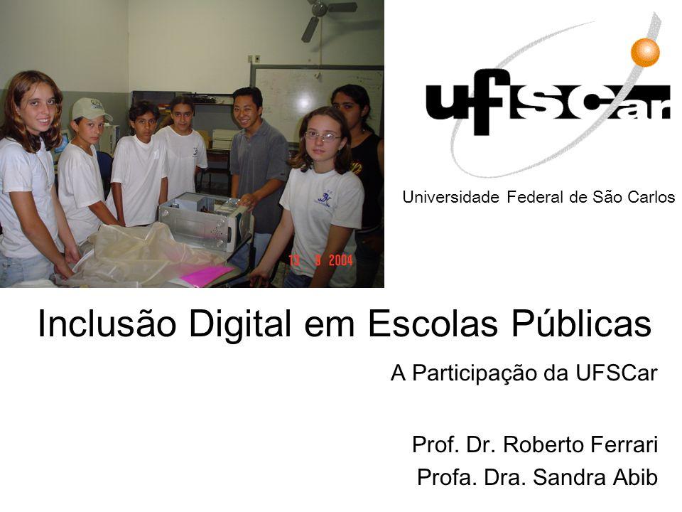 Inclusão Digital em Escolas Públicas