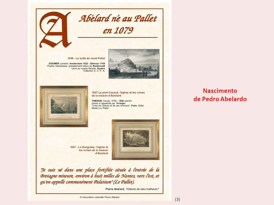 Nascimento de Pedro Abelardo