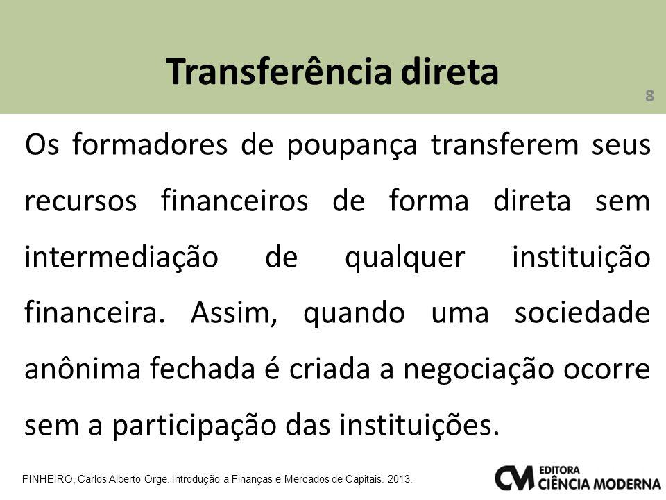 Transferência direta