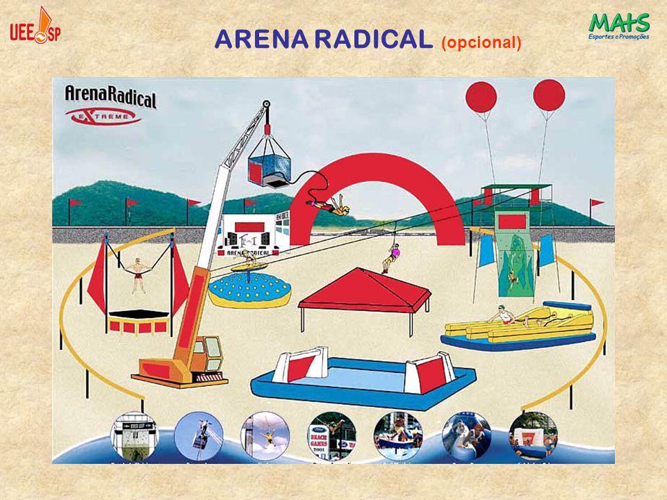 ARENA RADICAL (opcional)