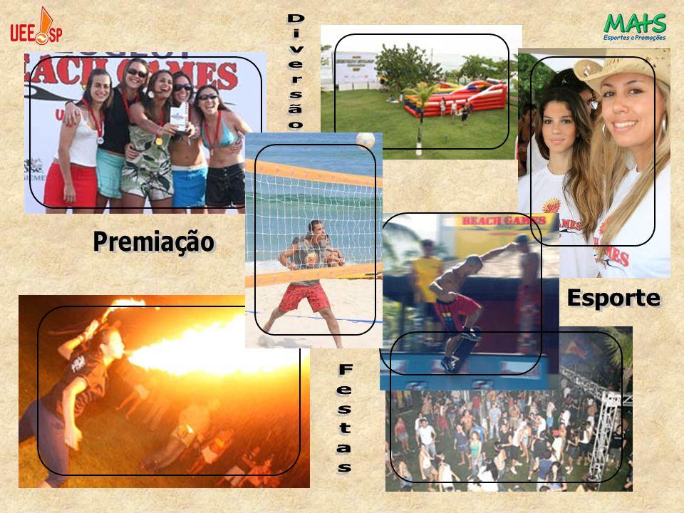 Premiação Esporte Festas Diversão