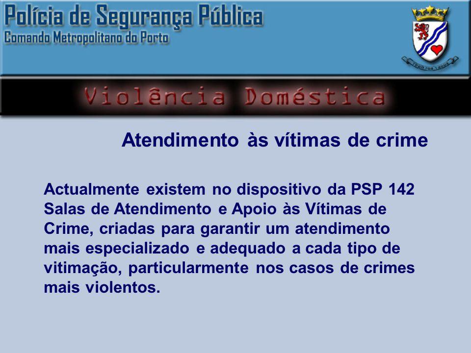 Atendimento às vítimas de crime