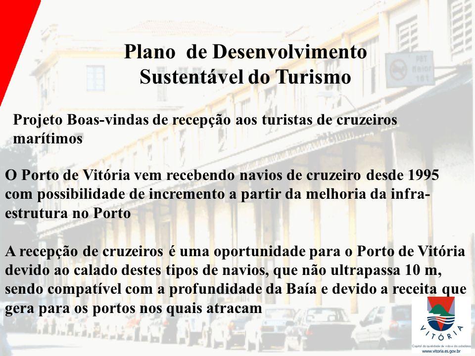 Plano de Desenvolvimento Sustentável do Turismo