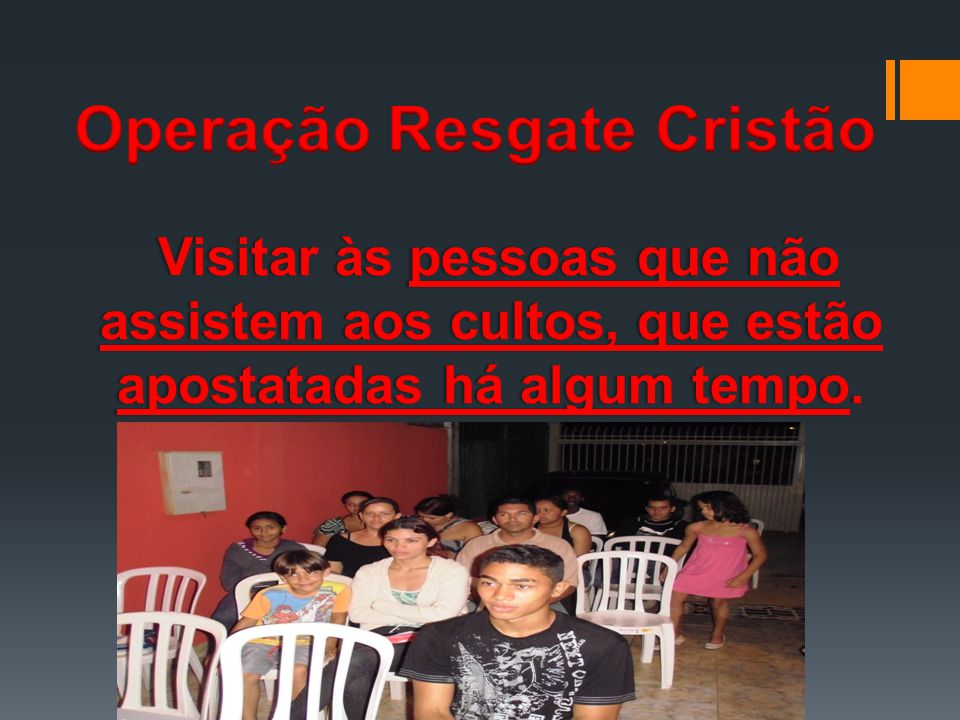 Operação Resgate Cristão