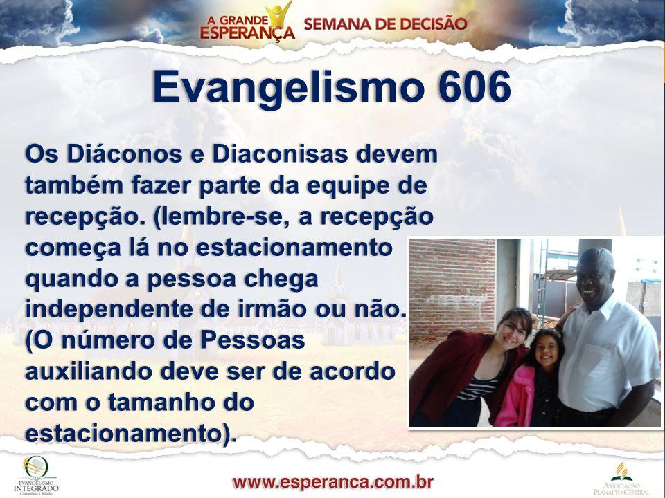 Evangelismo 606