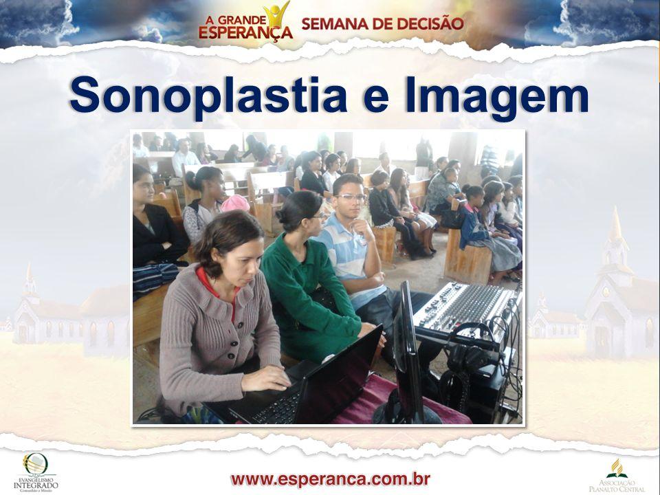 Sonoplastia e Imagem