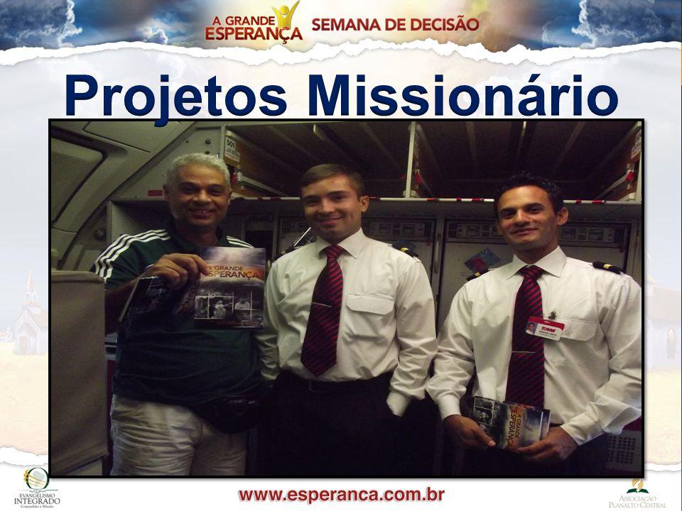 Projetos Missionário