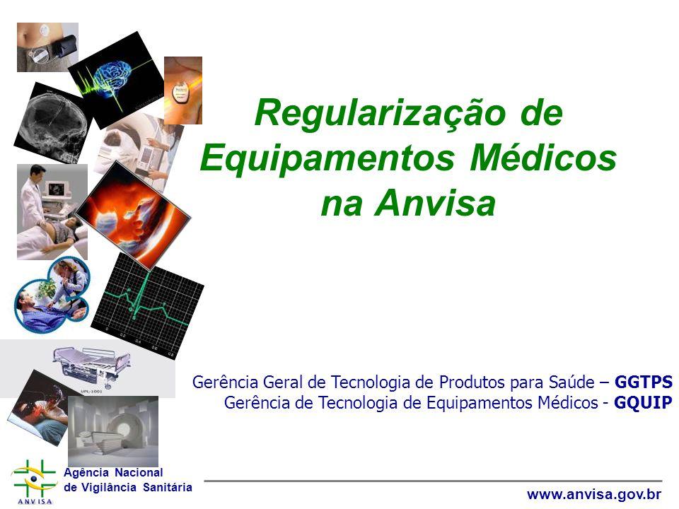 Regularização de Equipamentos Médicos na Anvisa