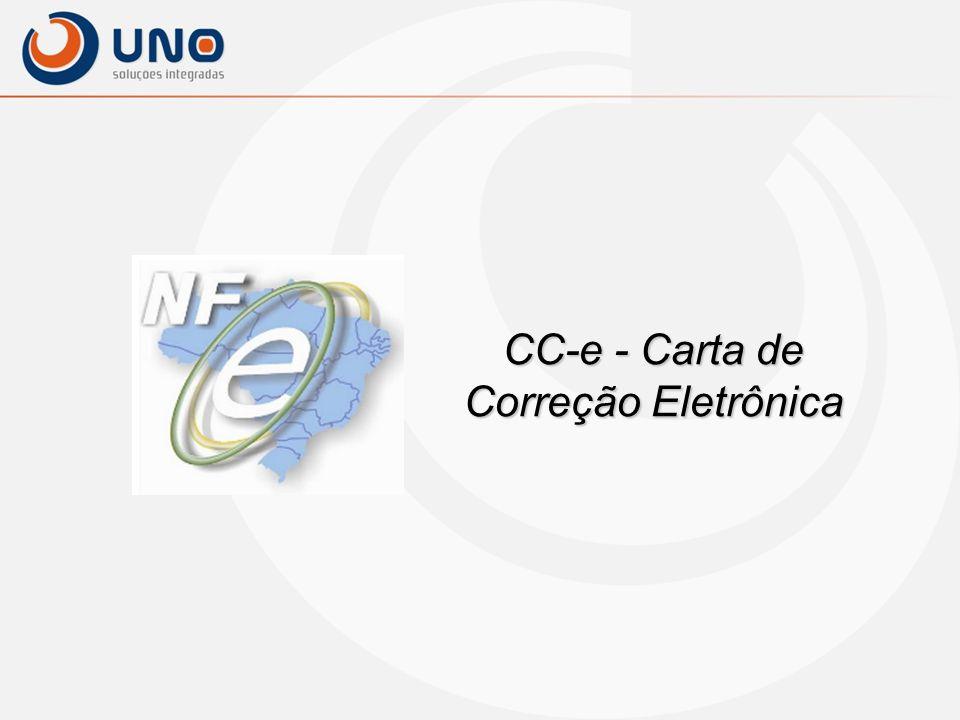 CC-e - Carta de Correção Eletrônica