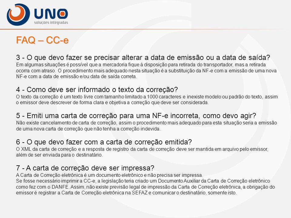 FAQ – CC-e