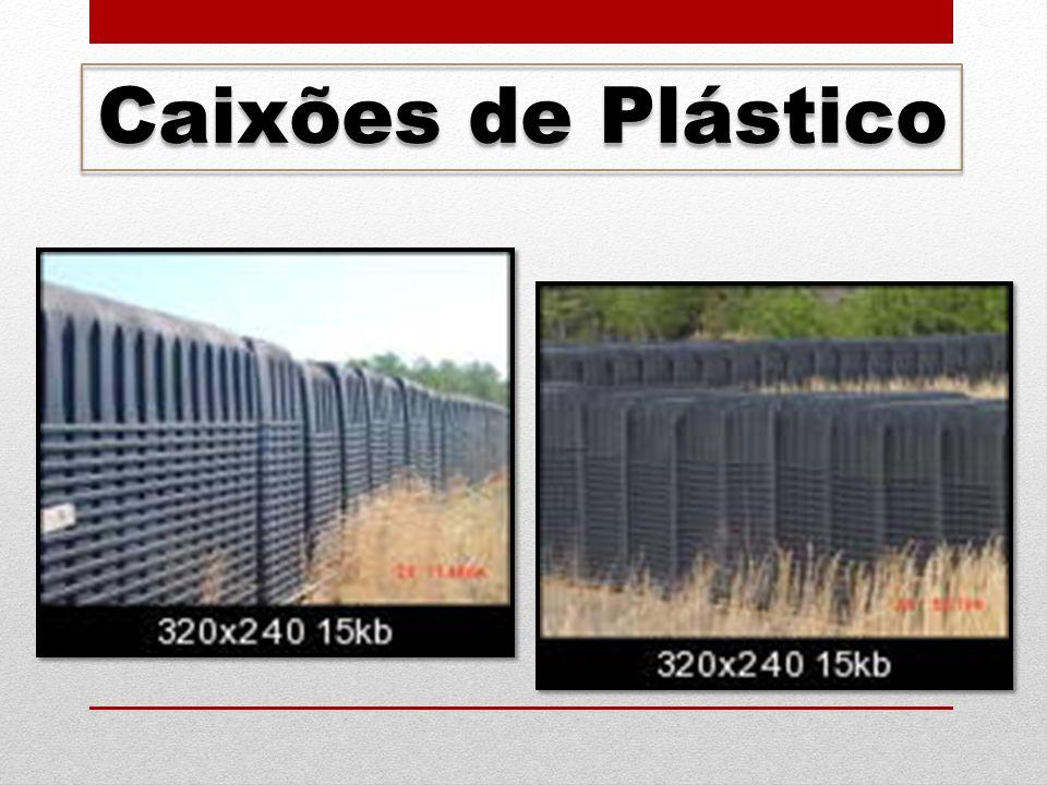 Caixões de Plástico