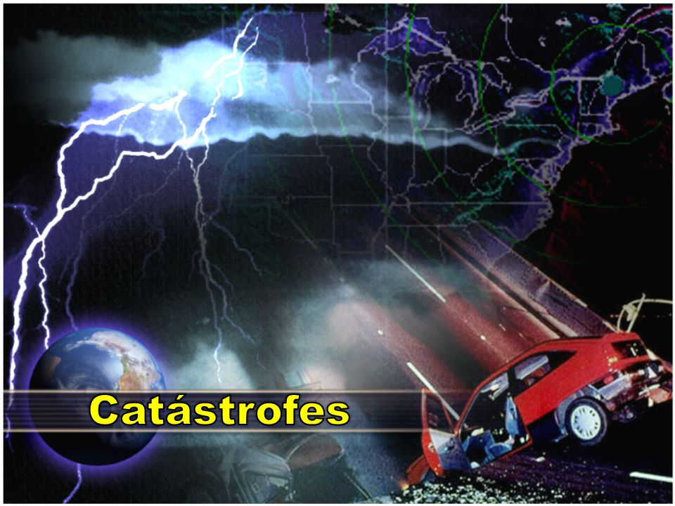 Catástrofes Catástrofes