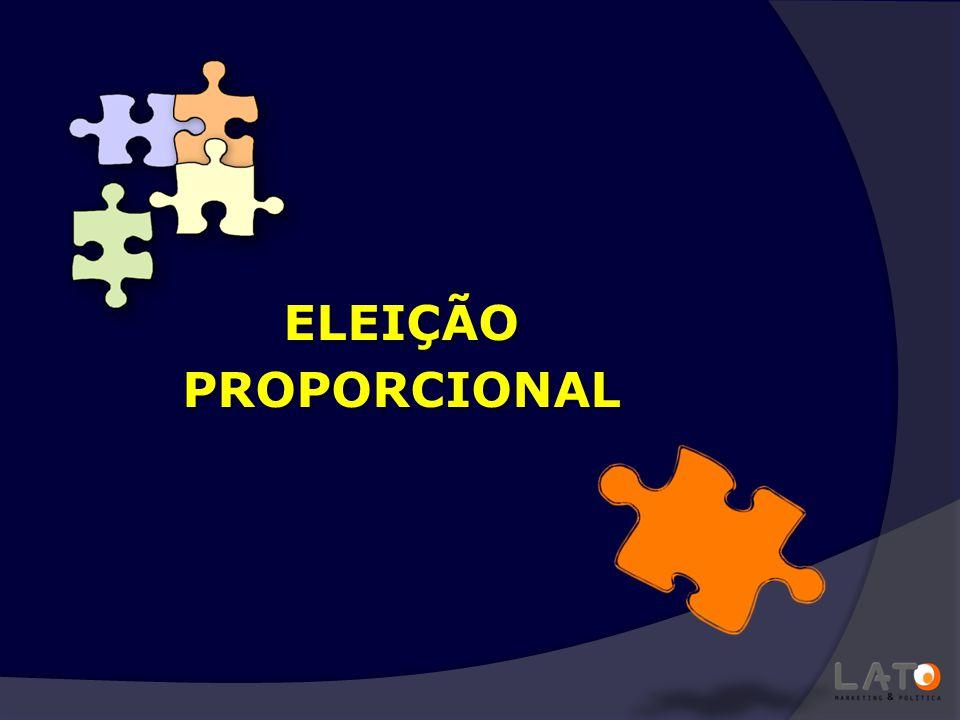 ELEIÇÃO PROPORCIONAL