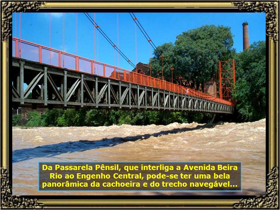 P0005631 - PIRACICABA - RIO PIRACICABA - PONTE PÊNSIL-680