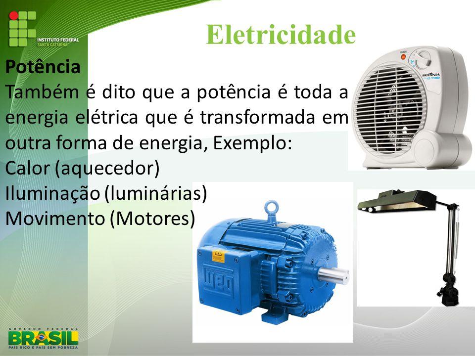 Eletricidade Potência