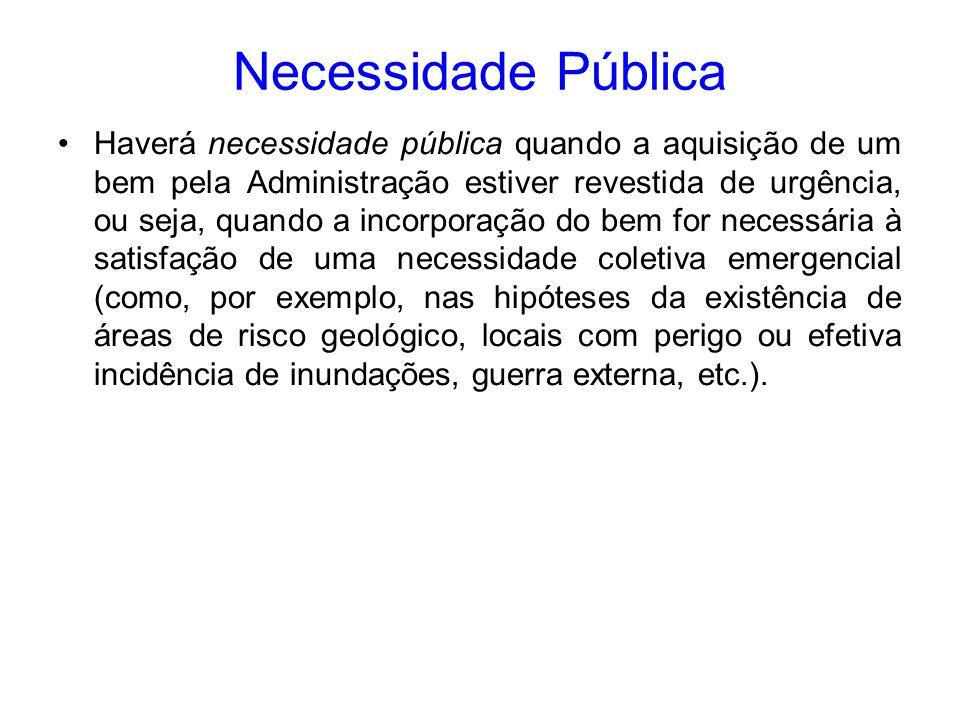 Necessidade Pública