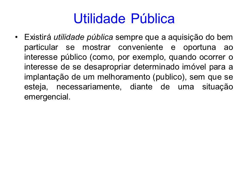Utilidade Pública