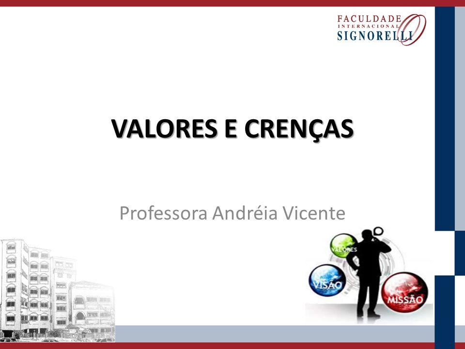 Professora Andréia Vicente