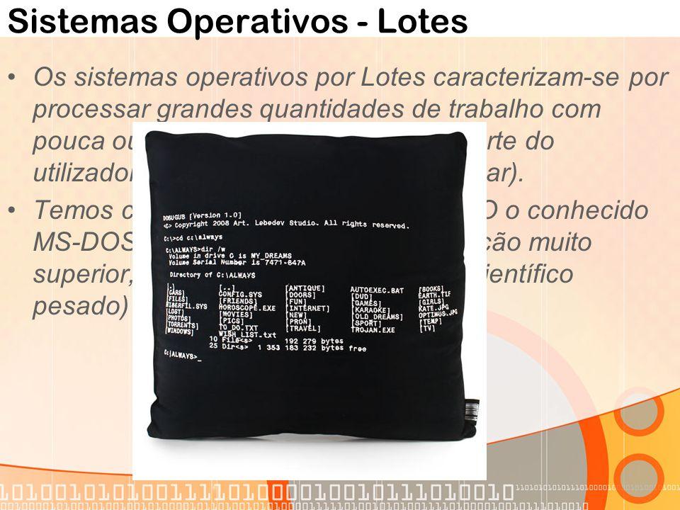Sistemas Operativos - Lotes