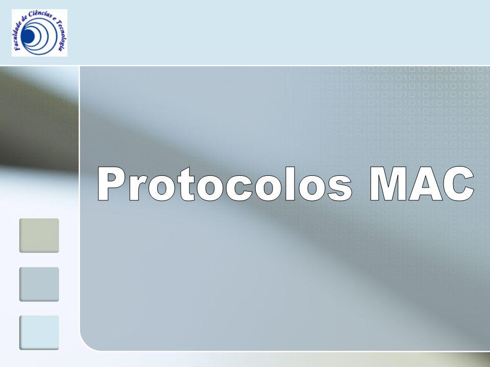 Protocolos MAC