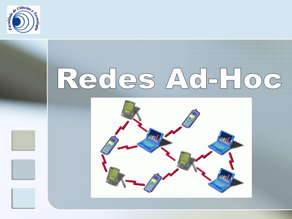 Redes Ad-Hoc